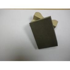 Губка шлифовальная 4х4 Р60